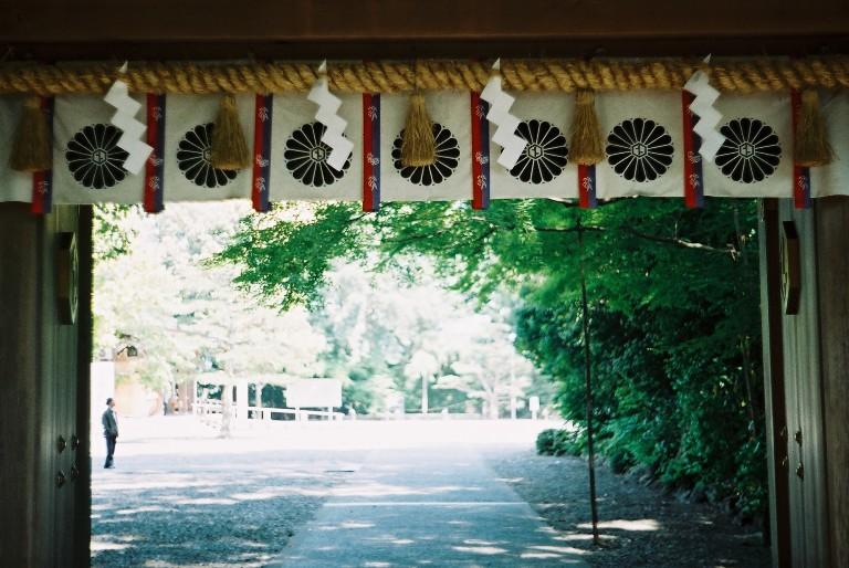 ②砥鹿神社-豊川市