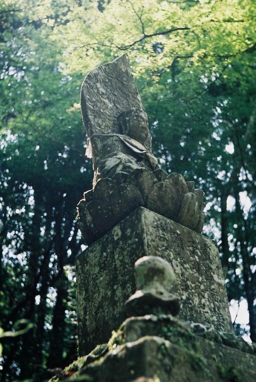 2013 8/15日の鳳来寺参道-2