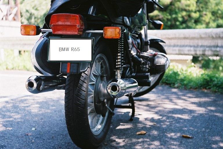 BMW R65-1