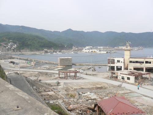 2011年6月女川町3