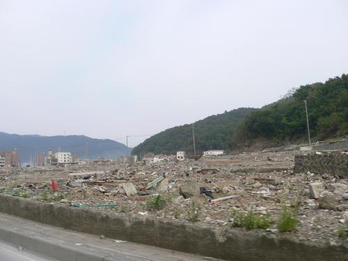 2011年6月女川町1