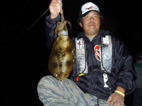 2010.11.7伊豆アオリ