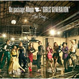 "Re:package Album ""GIRLS' GENERATION""~The Boys~"