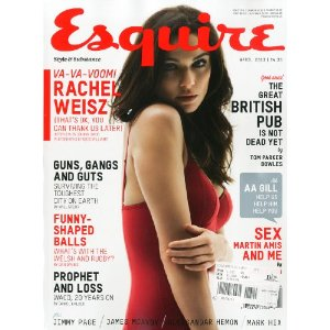 Esquire UK EDITION - April 2013