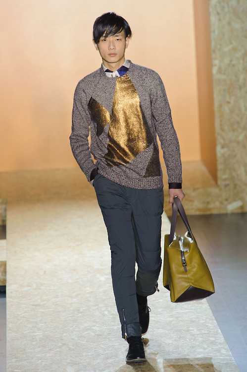 Paul Smith FW 2013 Paris