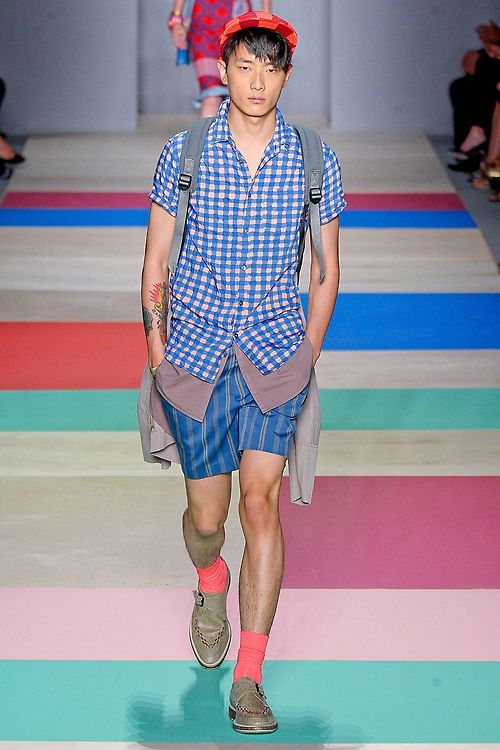 Marc by Marc Jacobs SS 2013 New York
