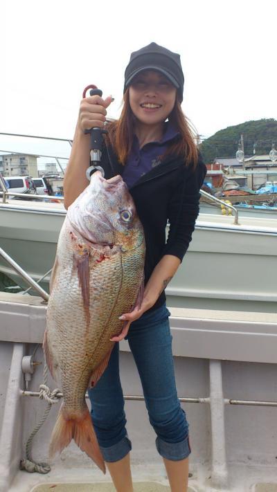 真鯛7.2kg