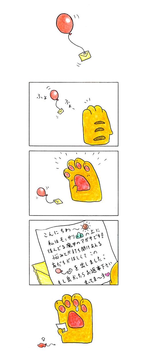 猫の手 84