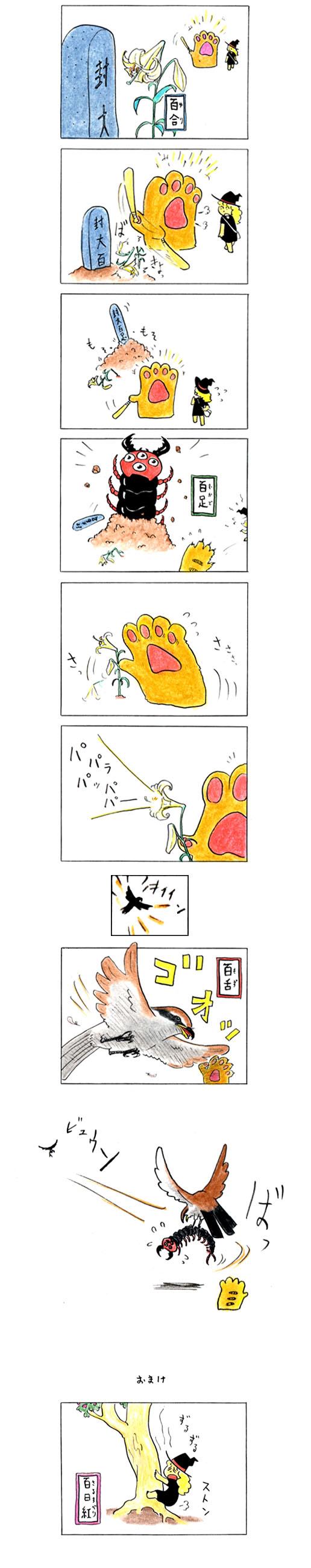 猫の手104