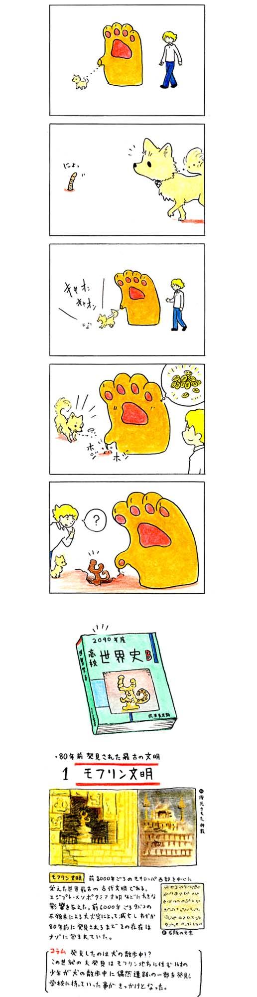 猫の手 127