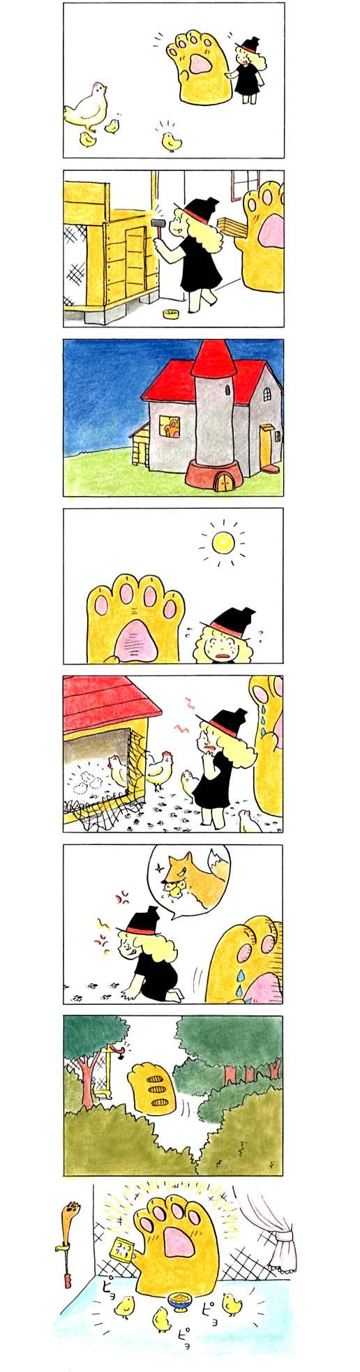 猫の手 149