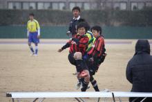 エスペランサ総和FCブログ-総和卒業記念8