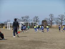 エスペランサ総和FCブログ-マクドナルド杯3