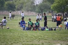 エスペランサ総和FCブログ-古河JC杯8