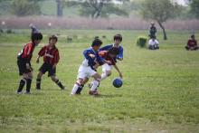 エスペランサ総和FCブログ-古河JC杯10