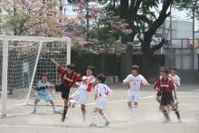 エスペランサ総和FCブログ-古河JC杯2日目8