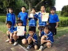 エスペランサ総和FCブログ-U-9阿見ジュニアカップ1