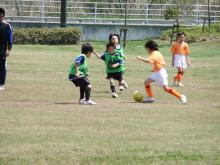 エスペランサ総和FCブログ-20100501-U9-阿見1