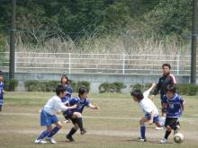 エスペランサ総和FCブログ-20100502-U10-阿見1