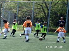 エスペランサ総和FCブログ-2010502-U8-阿見1
