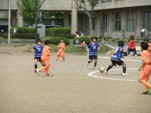 エスペランサ総和FCブログ-20100503-U10-リリー2