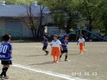 エスペランサ総和FCブログ-20100503-U10-リリー9