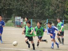 エスペランサ総和FCブログ-20100503-U10-リリー4