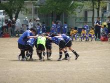 エスペランサ総和FCブログ-20100503-U9-リリー01