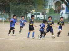 エスペランサ総和FCブログ-20100503-U9-リリー03