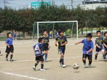 エスペランサ総和FCブログ-20100503-U9-リリー04