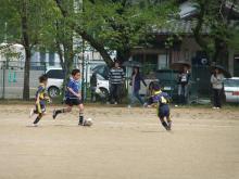 エスペランサ総和FCブログ-20100503-U9-リリー05