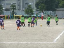 エスペランサ総和FCブログ-20100504-U9-Tユニオン1