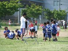 エスペランサ総和FCブログ-20100516-U9-こいのぼり10