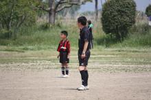 エスペランサ総和FCブログ-20100516-U10-サテライト05