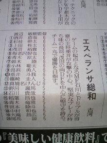 エスペランサ総和FCブログ-全日本チーム紹介