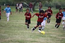 エスペランサ総和FCブログ-U-10タカスポ杯1