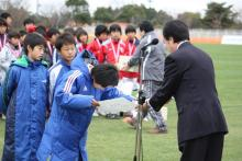 エスペランサ総和FCブログ-U13-学年別県大会_表彰式05