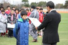 エスペランサ総和FCブログ-U13-学年別県大会_表彰式06