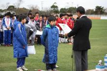 エスペランサ総和FCブログ-U13-学年別県大会_表彰式07