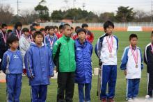 エスペランサ総和FCブログ-U13-学年別県大会_表彰式11