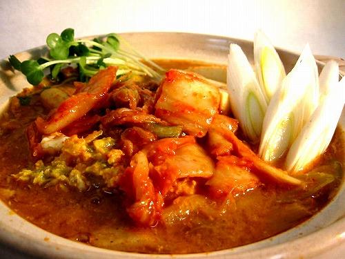 s-キムチ鍋