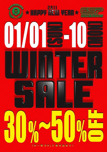 TRICKWINTER SALEs-