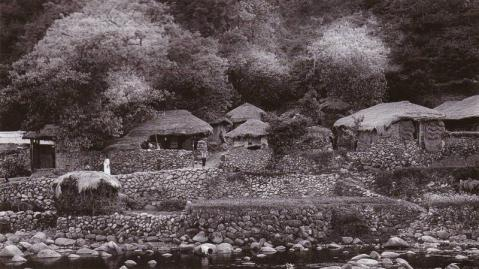 村落(慶尚道)1970年 藤本 巧