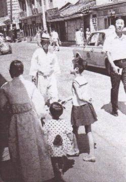 1-仁寺洞(ソウル)1970年 藤本 巧
