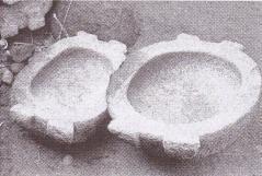 7-飼い葉桶(南原)1970年 藤本 巧