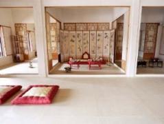景福宮の室内