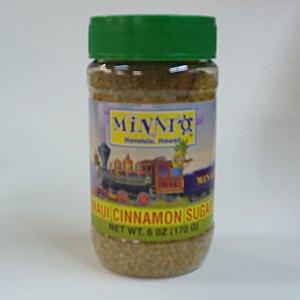 Minato Maui Cinnamon Sugar