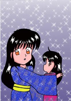 雪菜&雪子(つむぎ)