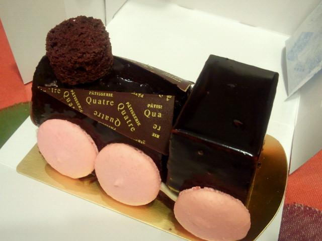 20130331-233限定電車ケーキ