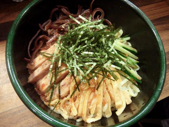 20130622松陰神社前麺屋かまし3